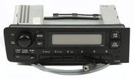 96-98 Honda Civic AM FM Radio Aux on Pigtail 39110-S01-A010-M1 Face ID 2TC0