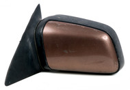 1988-1989 Lincoln Continental Power Rose Gold Color Left Side Mirror E80Y17682B
