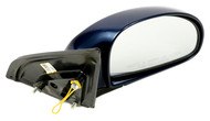 2004-09 Kia Spectra Single Power Heated Right Side View Mirror Part 876202F302