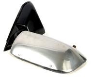 1988-99 Chevrolet GMC Blazer Tahoe Yukon Manual Right Side View Mirror 19177487