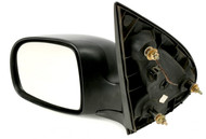 1998 Ford Windstar Manual Left Side View Mirror Single Part Number F78Z17683EAA