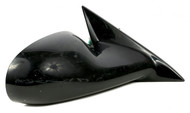 1993 Dodge Intrepid Right Single Power Side View Mirror BLK Part Number 4624010