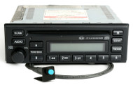 2004-04 Kia Spectra AM FM Radio CD Player w Bluetooth on Pigtail 1K2NC6686X