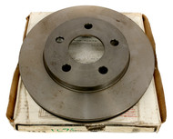 1986-1989 Dodge Aries Plymouth OEM Reliant Shadow Front Brake Rotor Part 141380