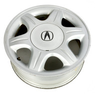 "1997 Acura CL Single 16 x 6"" Aluminum Wheel 4 Lug Rim Part Number  427005Y8A02"