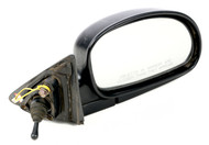 1999-2000 Hyundai Elantra Single Lever Right Side View Mirror Part 87606029360