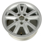 "2005-2009 Ford Mustang NEW Single 16 x 7"" Aluminum 10 Spoke Wheel Rim 4R3Z1007HA"
