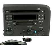 1999-2004 Volvo 80 Series Radio AM FM CD Cassette Bluetooth Aux 8651146-1 HU-611