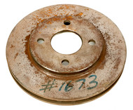 1981-1985 Dodge Plymouth Chrysler Front 4 Stud Brake Rotor Part Number 7063R