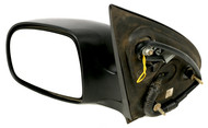 1995-97 Ford Windstar Power Single Left Side View Mirror Part Number F58Z17683B