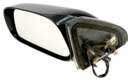 2003-2004 Pontiac Vibe Left Side View Mirror Power Single Part Number 88969941
