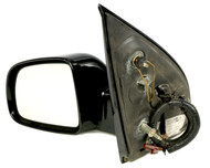 04-05 Ford Freestar Power Single Left Side View Mirror Part Number 3F2Z17683BAB
