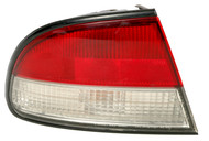 97-98 Mitsubishi Galant Single Left Tail Light Lamp Quarter Panel Mount 043-1666