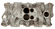 1976-1982 GM Mercury Single Intake Manifold  Part Number 346250 Date Code K 20