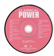 Classical Power Earth Various Artists Classical Music CD Professionally Cleaned