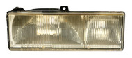 1988-1993 Chrysler Dynasty New Yorker OEM Single Right Lamp Head Light 04451236