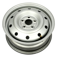 "1995-99 Subaru Legacy Single 14 x 5-1/2"" Steel 5 Lug 12 Hole Wheel Rim KBA43736"