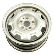1985-1994 Dodge 14x5-1/2 In. Aluminium OEM Original Single Wheel Rim STL01413U20