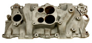 1976-1982 GM Mercury Single Intake Manifold  Part Number 346250 Date Code C136