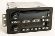 2000-2005 Chevrolet Oldsmobile Pontiac AM FM CD Radio w Auxiliary Input 10346316