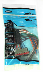 Metra Turbowire OEM M100 Wire Harness for 1985-04 Ford Mercury Lincoln 71-1770