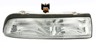 1990-1992 Buick Regal OEM Front Head Light Lamp Right Side Part Number 16515140