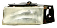 1989-1995 Plymouth Dodge OEM Left Side Front Head Light Lamp Part Number 4388151