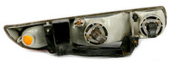 2000-2002 Saturn L Series SL SL1 OEM Left Head Light Lamp Part Number 16525873