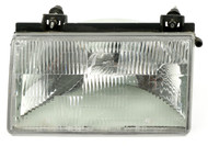1992-94 Ford Mercury Tempo Topaz OEM Left Head Light Lamp Part Number F23Z1300A