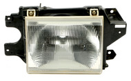 1987-1991 Ford Bronco F-150 F-250 Right Headlamp Assembly Light  E7TB-13005