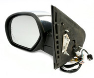 2014 Chevrolet Silverado Power Left Side View Mirror With Turn Signal 751065AD