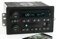 Chevy GMC 03-05 Truck Radio AM FM CD Player Upgraded w Bluetooth Music 15138488