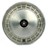 """1983-85 Dodge Aries Plymouth Reliant Single OEM 13"""" Wheel Cover Hubcap  4284025"""