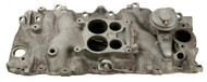 1965-1986 GM Single V8 Small Block Intake Manifold 18436572 Date Code C12 73