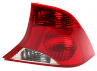 02-04 Ford Base Focus OEM Right Tail Lamp Single Light Part Number YS4X-1344-CA