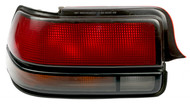 1990-91 Pontiac Grand Prix Single OEM Left Plain Lens Tail Light Lamp 16508953