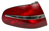 1995-97 Lincoln Continental Single Left Tail Light Lamp  Part Number 44ZH-1011