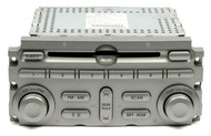 2004-05 Mitsubishi Endeavor AM FM Radio Single CD Disc Player With Face MN141259