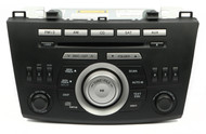 10 Mazda 3 AM FM Single CD MP3 Stereo Radio Tuner and Receiver BBM2 66 AR0A