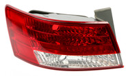 06-08 Hyundai Single Base Left Rear Tail Lamp Light Part Number 92401-0A000