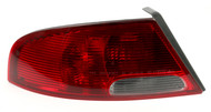 01-06 Dodge Stratus Single Left Base Rear Tail Lamp Light Part Number 04805351AA