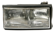 1994-96 Cadillac DeVille Single Front Right Lamp Light OEM Part Number 16517610