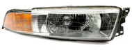 1999-01 Mitsubishi Galant OEM Front Right Head Lamp Light w Bulb Part 9221-0107