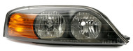 2000-2002 Lincoln Base LS OEM Single Head Lamp Right Front Part Number 0042821R
