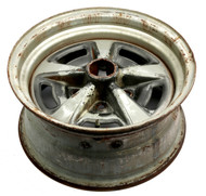 1970-1973 Pontiac Tempest Single Steel Wheel Rim 15 x 7 Part Number 485454