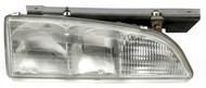 1993-1997 Oldsmobile Cutlass OEM Front Right Head Light Lamp Part Number 1655507