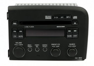 05-09 Volvo 60 70 Series Face ID HU-850 AM FM 6 Disc CD Player Radio 30745809-1