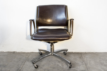 SOLD - Vintage SteelCase Office Chair, Refinished