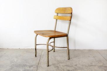 SOLD - 1950s School Chair, Uncommon