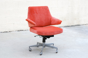 SOLD - Danish Modern Desk Chair by Jacob Jensen for Labofa